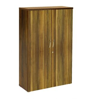 Regent Dark Walnut 2 Door Storage