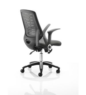 Relay Operator Chair Airmesh Back with Arms
