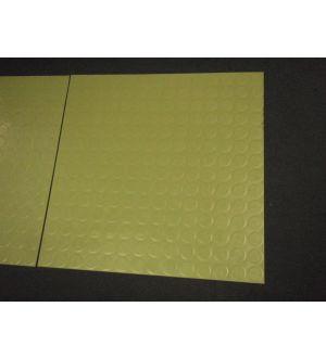 Used Rubber Floor Tiles 50cm x 50cm