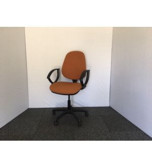 Rust Operator Chair
