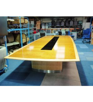 Pleasing Used Office Large Boardroom Tables Second Hand Office Home Interior And Landscaping Oversignezvosmurscom