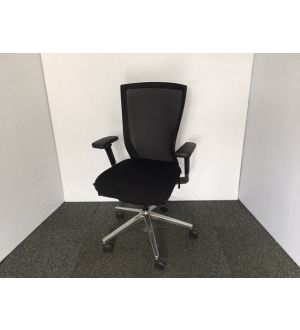 Techno Sidiz T50 Black Operator Chair