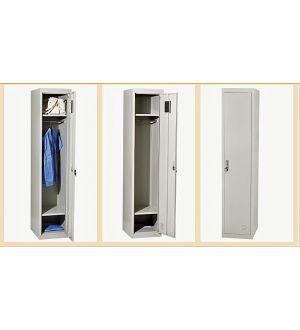 Grey Single Door Locker