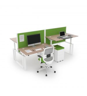 Sit and Stand Desk System Prices On Request