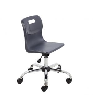 Titan Junior Swivel Chair