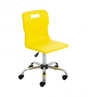 Titan Senior Swivel Chair