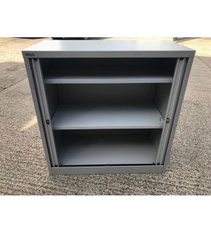 Bisley Side Closing Tambour Storage 1m x 1m