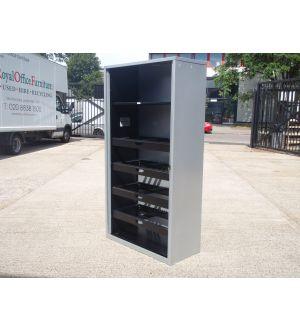 Task Tambour Storage Cabinet