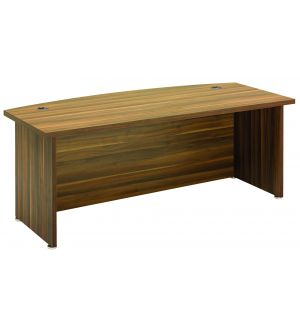 Regency Dark Walnut 2000 Executive Desk