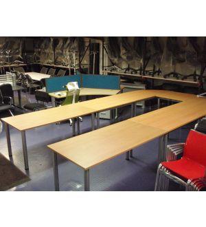 U- Shaped Table