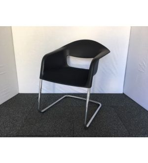 Vitra Alberta Meda Tub Visitors Chair