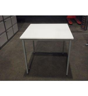 White Sq Table