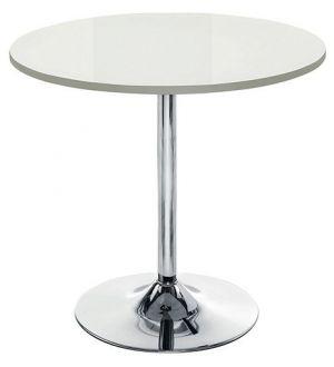 Ellipse Circular Bistro Table Trumpet Base (tc)