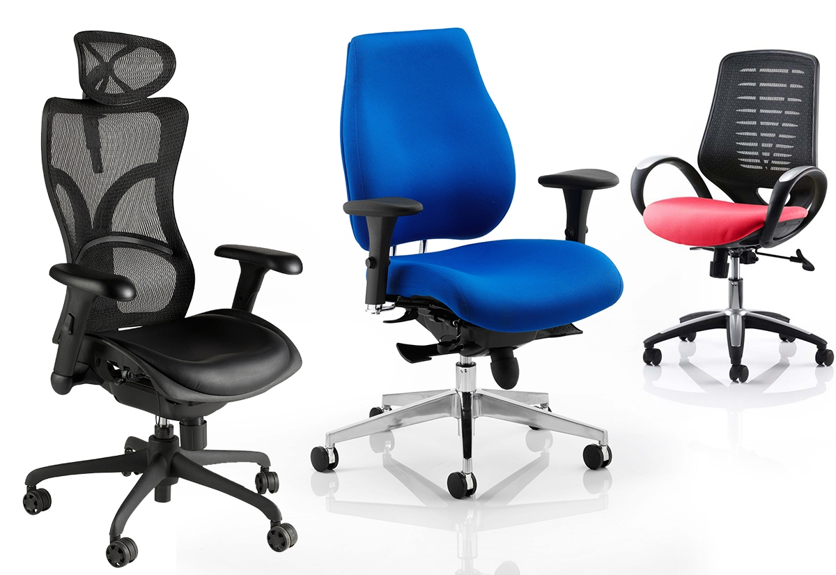 Looking for New office Chairs?