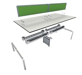 New bench system