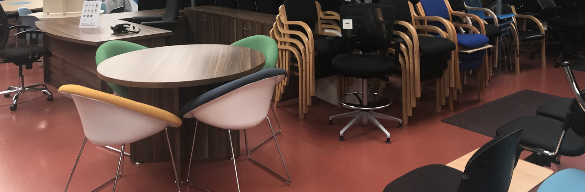 Used Office Furniture London