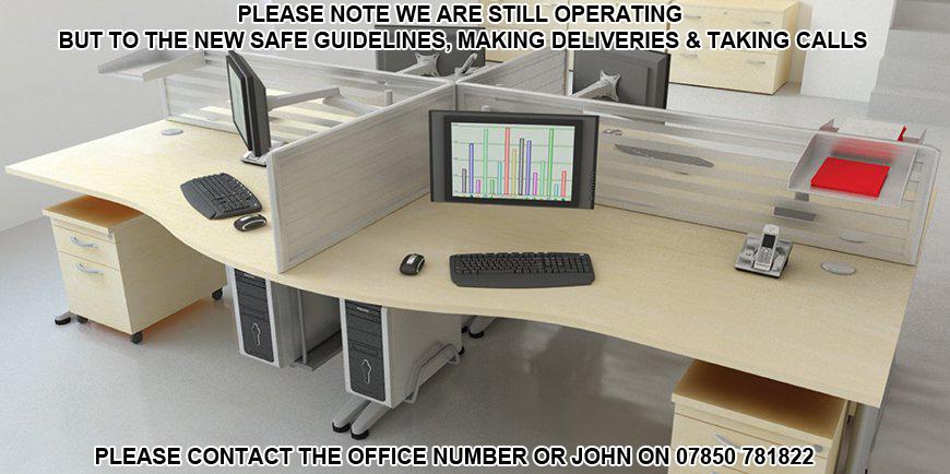 Used Office Furniture, London