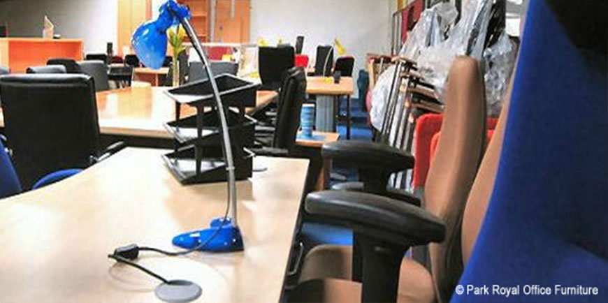 Used Office Furniture Watford